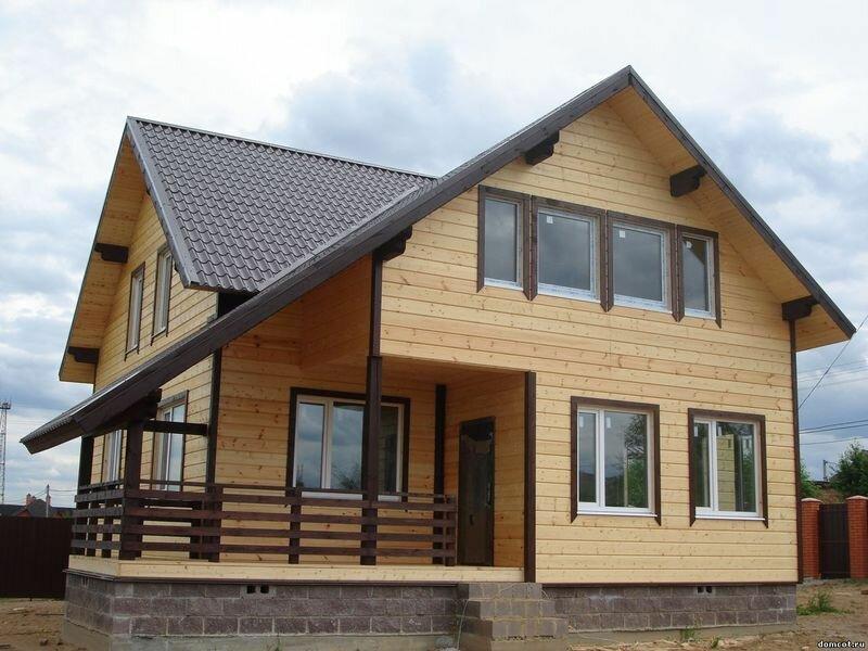 Чтобы сделать каркасный дом теплее используем пенопласт, эковату или опилки