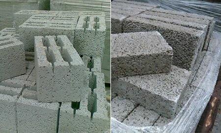 строительство домов из керамзитобетонных блоков фото
