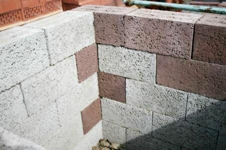 дом из керамзитобетонных блоков фото